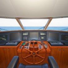 Sea Clef Yacht