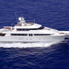 No Bad Ideas Yacht Running Shot - Profile