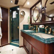 Sea Dreams Yacht Guest Bathroom