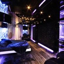 Nonni II Yacht Master Stateroom - Stellar Ceiling