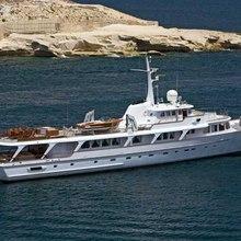 Espadarte Yacht