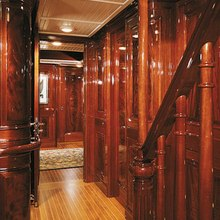 Ranger Yacht Below deck