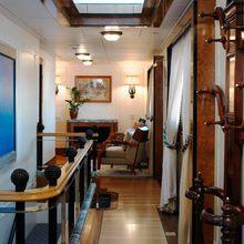 Talitha Yacht Cardroom