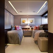 4YOU Yacht Convertible Twin Stateroom