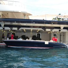 Seven Seas Yacht Tender Alongside