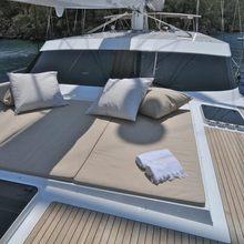 Ubi Bene Yacht Sun Pads