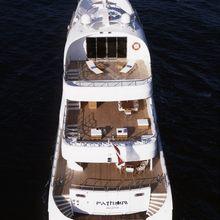 Slo Mo Shun Yacht Aft Decks