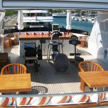 MP5 Yacht Sundeck Gym