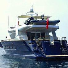 Mabruk II Yacht