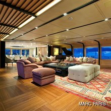 Ventum Maris Yacht Main Salon - Overview