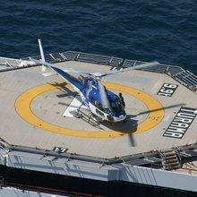 Turama Yacht Helipad