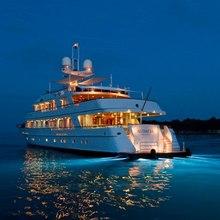 Genesia Yacht Underwater Lighting