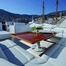 Sparkling Yacht