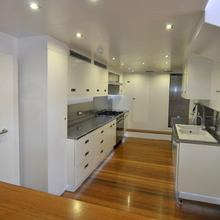 Ubi Bene Yacht Galley - Overview