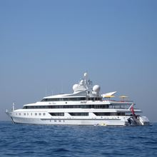 Neom Yacht Profile shot