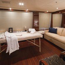 Vision Yacht Treatment Room