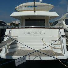 Temptation IV Yacht