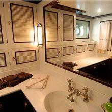 Providence Yacht Guest Bathroom