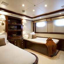 Bella Yacht Twin Stateroom - View