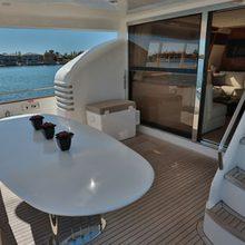 Princess 25m Yacht