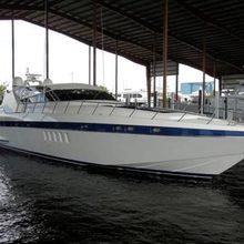 Hakuna Matata II Yacht