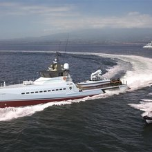 Yacht Support 4008 Yacht