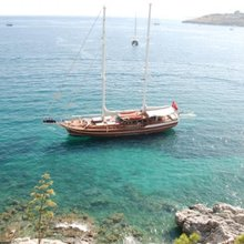 Grace I Yacht