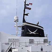 Bart Roberts Yacht