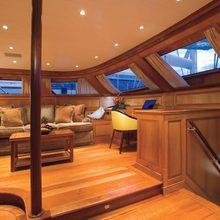 Norfolk Star Yacht Upper Saloon