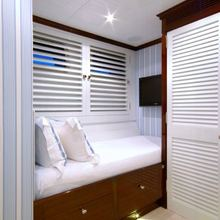 Oxygen Yacht Single Stateroom