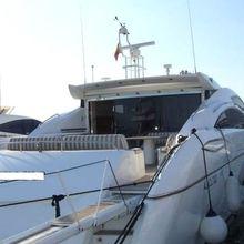 Predator 82 Yacht