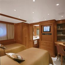 Is A Rose Yacht Twin Stateroom