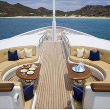 Paraffin Yacht Sundeck Seating