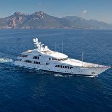 Kahalani Yacht