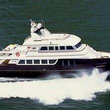 Shambhala Yacht