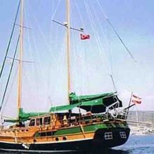 Shafulya-Baki Yacht
