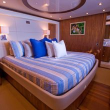 Regulus Yacht Double Guest Stateroom