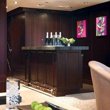 Majestic Yacht Interior Bar
