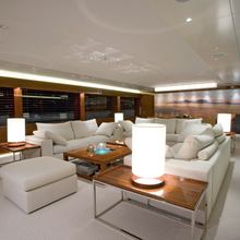 Dragonfly Yacht Main Salon
