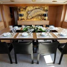 N.M.N Yacht Dining Salon