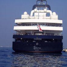 Turama Yacht Stern