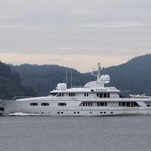 Lady M II Yacht Main Profile