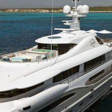 Ventum Maris Yacht Front View