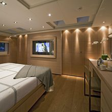 Fan Too Yacht Master Stateroom - Screen