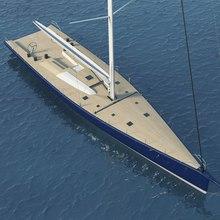 Magic Carpet Cubed Yacht
