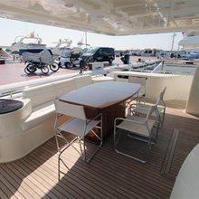 Macondo Yacht