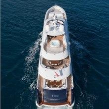 4YOU Yacht Aerial - Decks