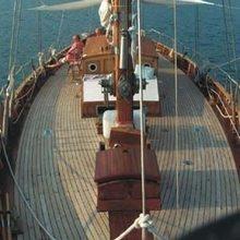 Black Flame Yacht