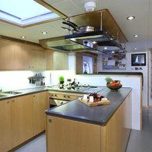 Valquest Yacht Galley