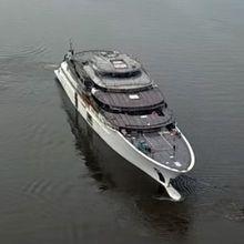 Project Lightning Yacht